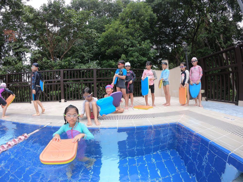 Swimming Coach - Swimming Lesson - Swimming Instructor - SG Sink Or Swim