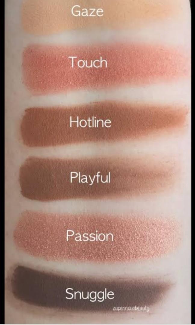 Tarte Flirt Eyeshadow Palette