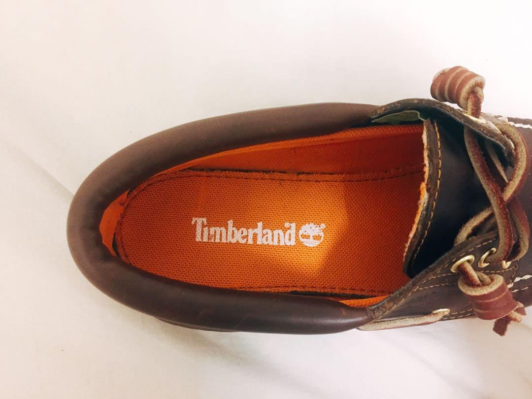 Timberland 全新帆船鞋(8號)