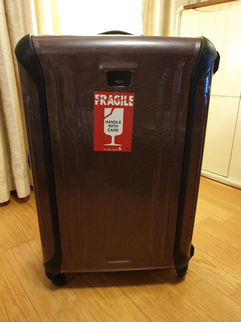 Tumi Extended Trip Luggage