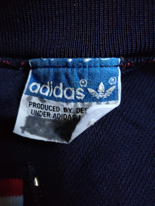 Vintage Adidas Tracktop