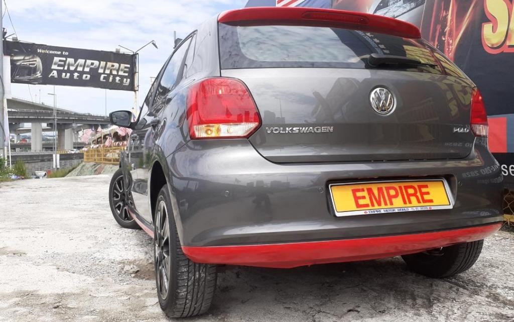 VOLKSWAGEN POLO 1.6 (A) HATCHBACK !! SPORT EDITION !! CKD !! NEW FACELIFT !! PREMIUM HIGH SPECS !! ( X 8037 X ) 1 CAREFUL OWNER !!
