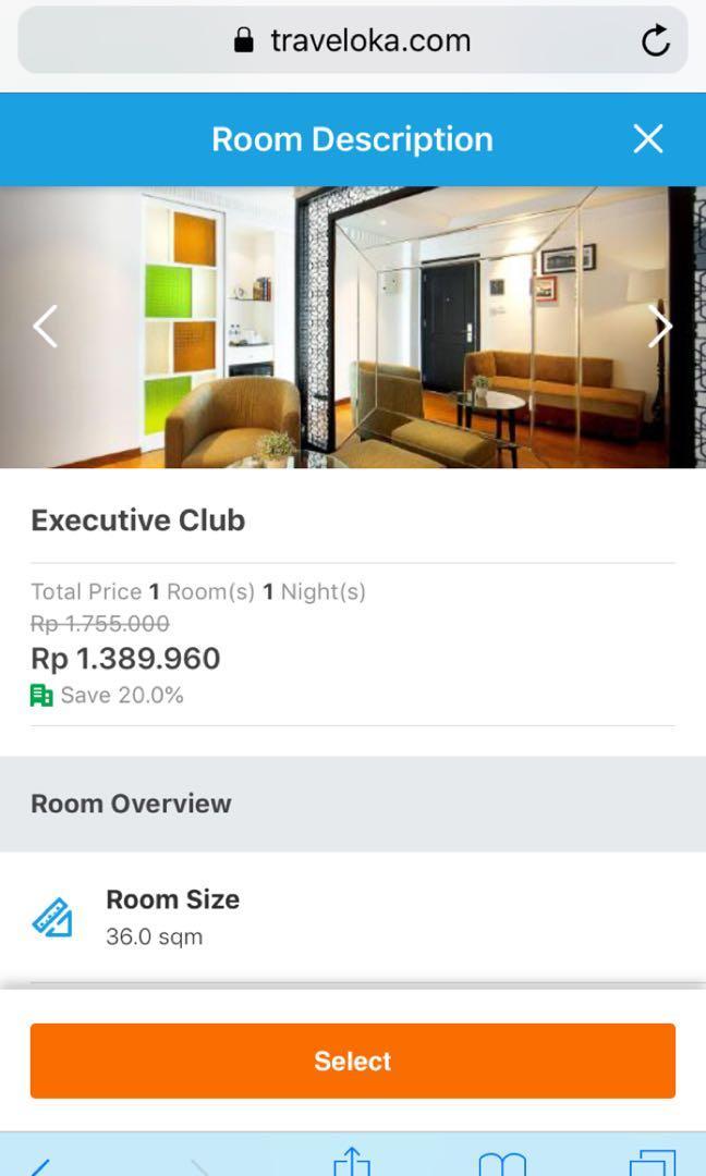 Voucher Hotel De Pavilijoun Bandung