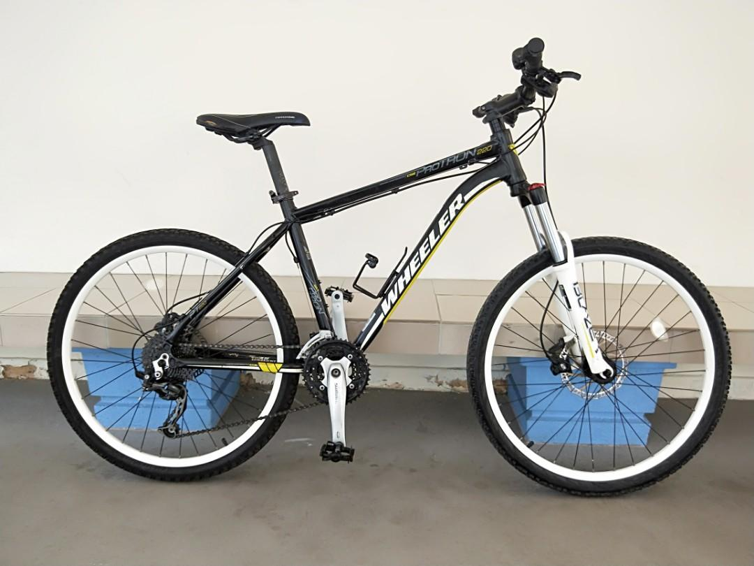 Wheeler mountain bike