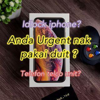Telco fon? Anda urgent nak pakai duit?