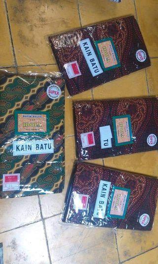 Kain jarik/kain batik