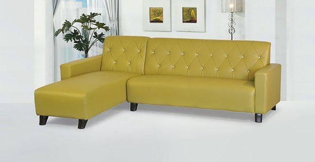 【健利傢俱行】免運 限地區 特價商品 L型沙發 全新