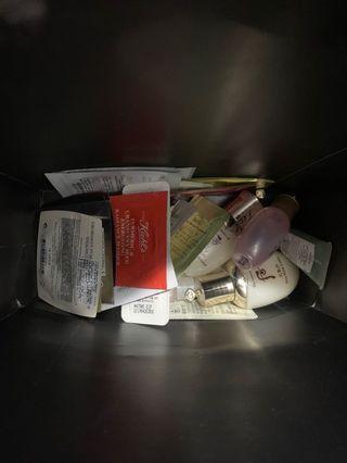 過期專櫃試用品小樣中樣一袋 #剁手彩妝