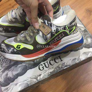 Authentic Gucci Ultra Space Sneaker