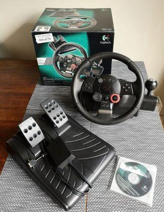 Logitech Driving Force GT Full Set