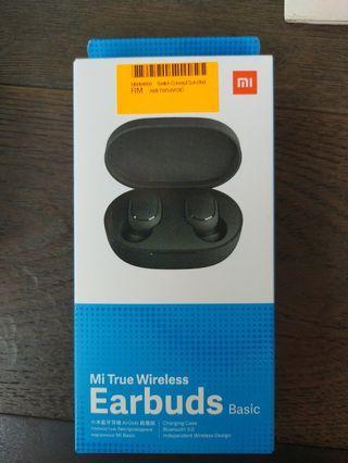 Mi True Wireless Earbuds - (Original and brand new) Bluetooth Headset