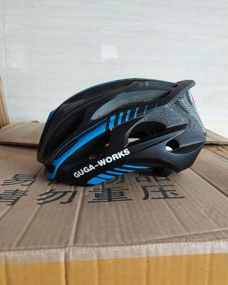 Guga work cycling 🚴‍♀️ helmet / with back light /size 54~58cm / All new brand