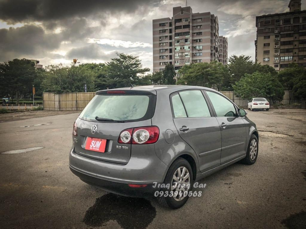 06年 GOLF TDI PLUS 柴油車