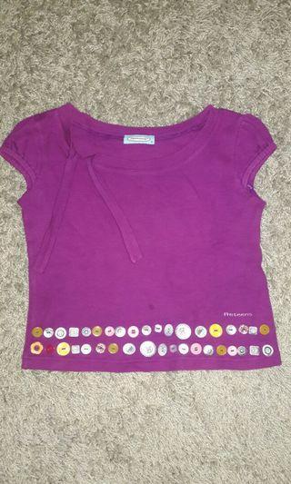 Baju Perempuan Size 10 Branded Preteens(Girls Top Size 10 Branded Preteens)