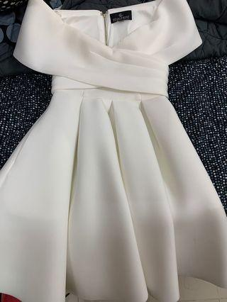 Doublewoot dinner dress (Premium quality catagory)