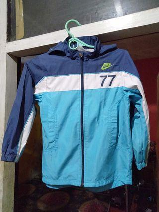 Jaket Nike parasut