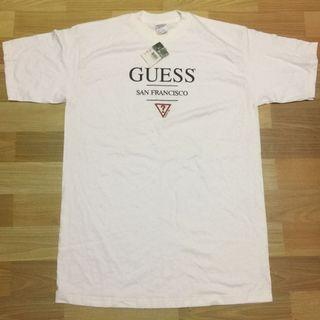 Deadstock vintage 96 Guess USA t shirt