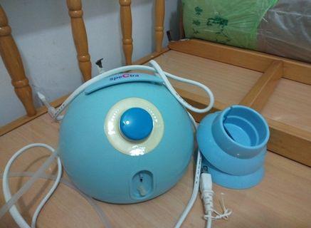 貝瑞克第八代 雙邊二手電動擠奶器 吸乳器