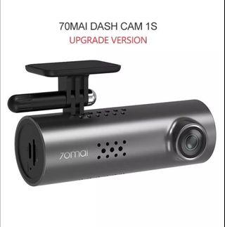 70mai Car DVR Camera 1080P Night Vision Smart Dash Cam 1S 130 FOV  Wifi English Voice Control Parking Monitor