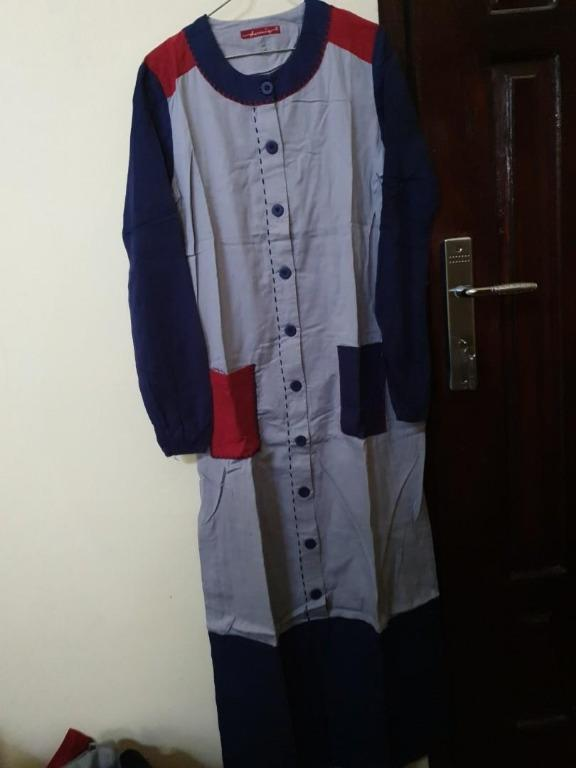#1111special preloved daily home dress gamis dannis