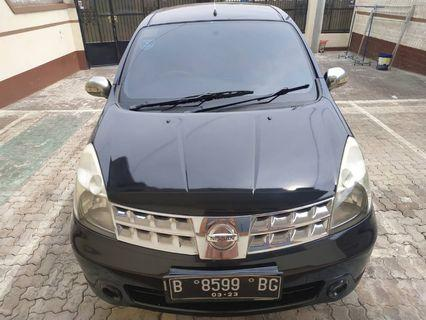Nissan  Livina XR 2008 jual cepat BU