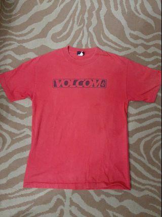 Volcom Red T-Shirt