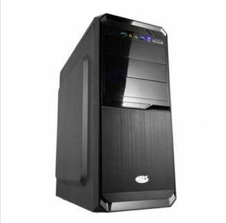 # 週年慶大放送 全新 機殼# intel  i5 8G 桌上型電腦  電腦 PC
