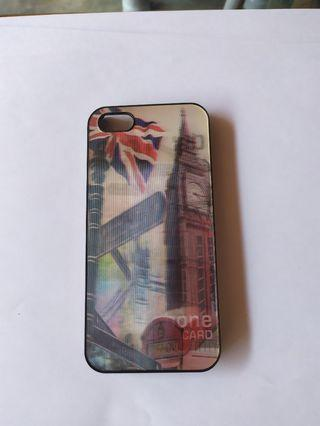 Case iphone 5 3D