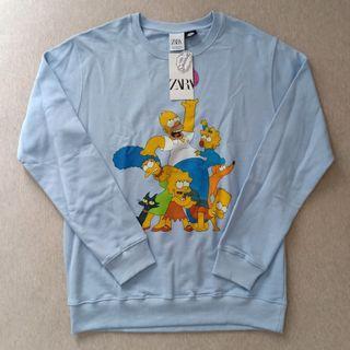 The Simpson X Zara Sweater