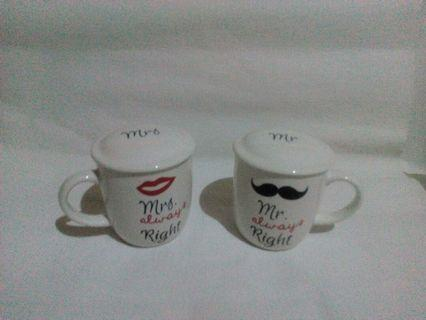 Mug Keramik 2pcs