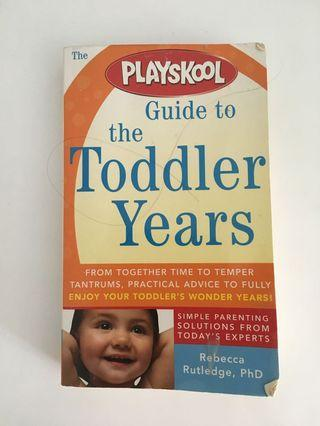 Rebecca Ruthledge Playskool The Guide To Toddler Years