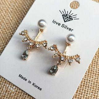 (買5送1)小巧精緻兩戴式耳環#剁手時尚