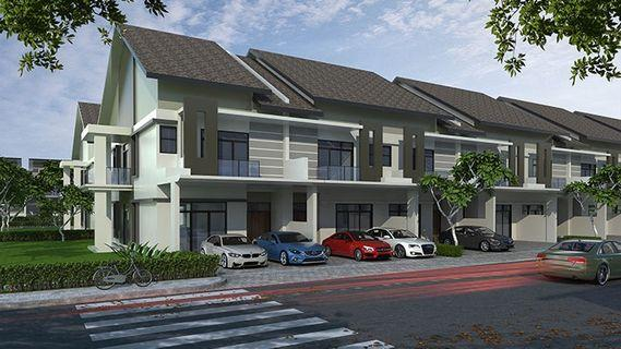 High Rebate 20% Double Storey 22x70