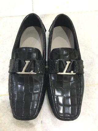 Louis Vuitton Black Shoes