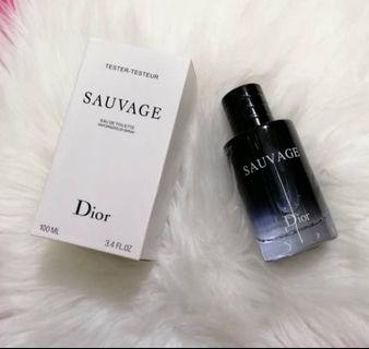 SALE #1111 Dior Sauvage EDT Tester