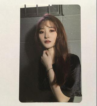 [WTS] Dreamcatcher:  'The End of Nightmare' photocard