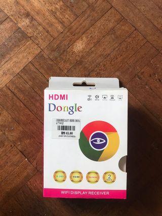 Dongle/chromecast/anycast