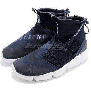 Nike Air Footscape Mid Utility(US8)
