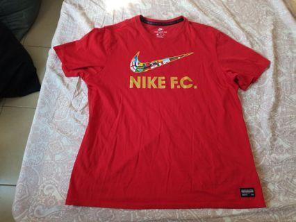 Nike運動衣 xx L號