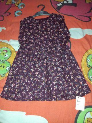 #1111special Mididress Mothercare New