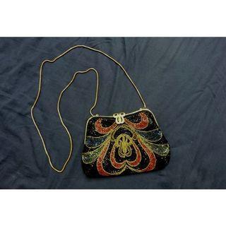 古董串珠包