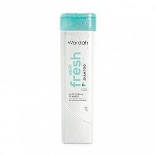 Shampoo  dan conditioner wardah