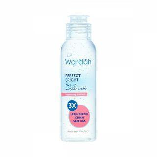 Perfect bright micellar water Wardah