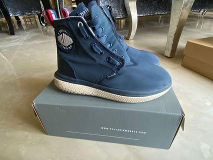 8.5成新 Palladium防水雨靴
