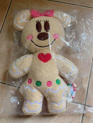 Gingerbread Minnie Mouse Disney Doll