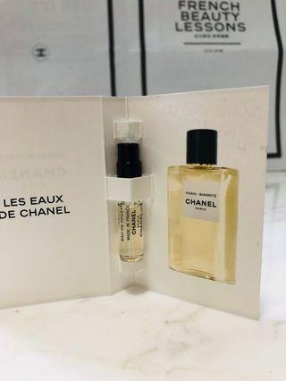 巴黎-比亞里茲淡香水1.5ml Les Eaux de Chanel #剁手彩妝