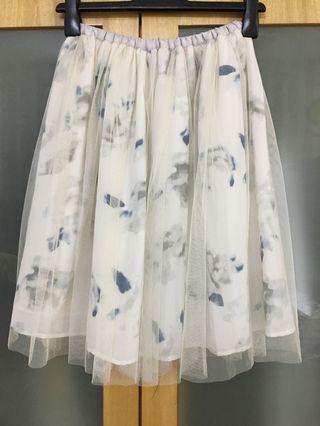 (Brand New) Fairy Skirt from Isetan