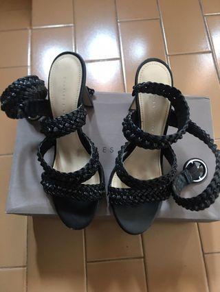 #1111special CK braid heelss