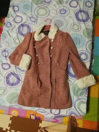 (含運)專櫃藕粉色外套