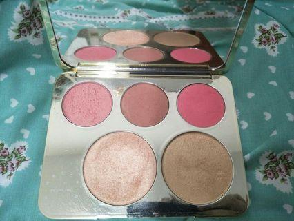 💥free postage 💥 becca x Jaclyn hill champagne collection face palette